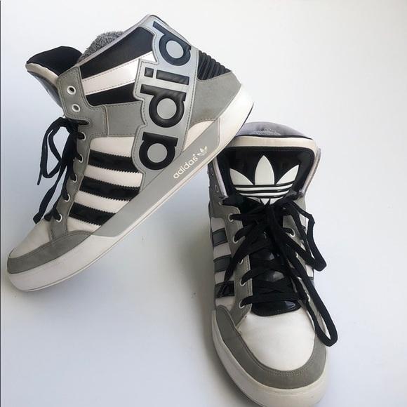 adidas Originals Hard Court Hi Big Logo Men's Sport